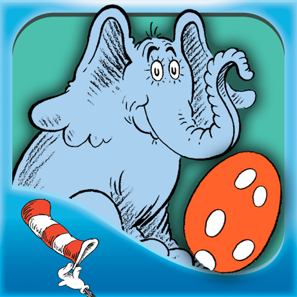 Dr Seuss Coloring Pages Horton Hatches The Egg